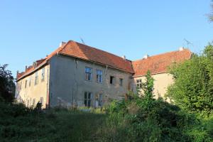 Castle in Divitz, Mecklenburg-Vorpommern, Germany